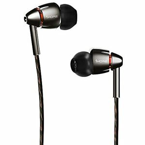1MORE E1010 Quad Driver In-ear Headphones With Microphone (NEW Sealed)