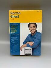 Norton Ghost 14 PC CD imaging recovery data drive remote management utilities