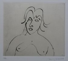 TERRY FROST 1915-2003 RARE ORIGINAL SIGNED ETCHING ED OF ONLY 30 'MADONNA' 2003