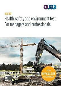 Health safety and environment test for managers and professionals: GT200/19 DVD: