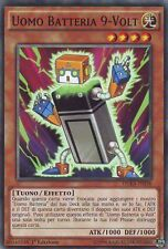 3x Uomo Batteria 9-Volt YU-GI-OH! DUEA-IT038 Ita COMMON 1 Ed.
