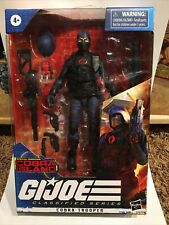 GI JOE CLASSIFIED SERIES #12 COBRA TROOPER TARGET EXCL COBRA ISLAND - IN HAND