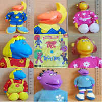 McDonalds Happy Meal Toy 2001 BBC Childrens TV Tweenies Plastic Toys - Various
