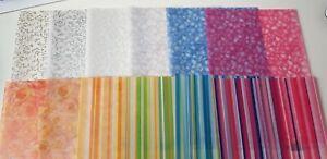 A4 Vellum - Mixed Patterns - 12 sheets
