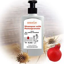 Shampoo with Pomegranate for colour-treated hair.Colour intense shampoo.