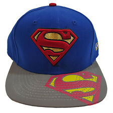 NEW ERA 9FIFTY FOIL POP SUPERMAN SNAPBACK CAP