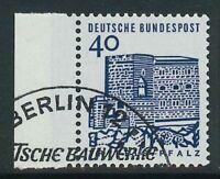 BRD Mi-Nr. 457 vom Bogenrand - ESST Berlin - Originalgummirung