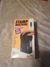 Pelouze Stamp Machinenew In Box