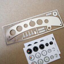 Alfa Romeo 8C dashboard transkit for all Pocher 1/8