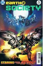 Earth 2: Society #13 VF/NM; DC   save on shipping - details inside