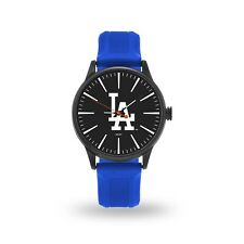 Los Angeles Dodgers Cheer Design Watch Team Color Logo Baseball