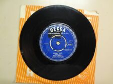 """BRIAN POOLE & THE TREMELOES:(w/Jimmy Page)Candy Man-U.K.7"""" 64 Decca F.11823 Demo"""