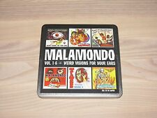 Malamondo 6 CD BOX-vol. 1 - 6 weird visions for your ears 1 of 30 copies MINT