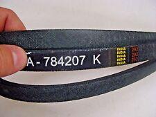 """MADE TO EXACT OEM SPEC, KEVLAR BELT FOR HUSTLER EXCEL 784207 SUPER Z W/ 72"""" DECK"""