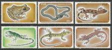 Sellos de Australia y Oceanía reptiles