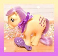 ❤️My Little Pony MLP G1 Vtg 1982 Show Stable Lemon Drop Collectors Pose❤️