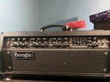 Mesa Boogie Mark V 90 watt Guitar Amp Head with footswitch and cover
