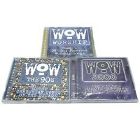 WOW Christian Music CD Lot: The 90's, 2000, And Worship - Brand New And Sealed