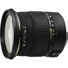 Sigma - Objectif - 17-50 mm / F2,8 DC OS HSM EX pour Canon
