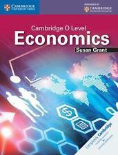 Cambridge o Level Economics Student's Book by Susan Grant (2014, Paperback)