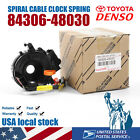 Spiral Cable 84306-48030 84306-06140 OEM Toyota Camry Land Cruiser Lexus Tacoma