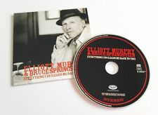 Bruce Springsteen & Elliott Murphy Promo CD Single Spain 2005 Ultra Rare Limited