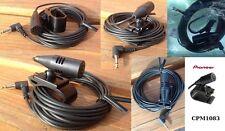 Microfono originale per PIONEER Bluetooth Autoradio AVIC AVH livello Jack da 2,5mm