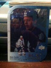 1997-98 Upper Deck Ice Champions Die Cut Mats Sundin #IC13