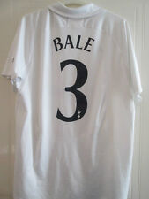 Tottenham Hotspur Spurs 2011-2012 Home Bale 3 Football Shirt Size XXL /35258