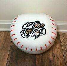 "Omaha Storm Chasers 8"" Soft Plush Baseball Souvenir, Stuffed, Tornado, Ball"