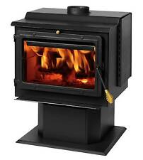 TIMBER RIDGE 50-TRSSW02 Large Wood Stove, heats 2400 sq ft,- New in box