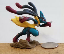 Officially License Mega Lucario Figure From The Pokemon Mega Lucario Collection