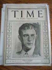 Time Magazine May 12, 1924 Homer St. Gaudens