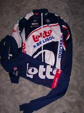 Equipo Vermarc Lotto Belisol windtex Thermo chaqueta larga u. Thermo pantalones
