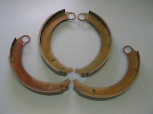 Brake Shoes 1942-1948 Ford & Mercury NEW SET of 4 OVAL 42 46 47 48