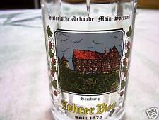 Bierkrug Lohrer Bier Sammlerkrug Motiv 6 0,3Ltr.