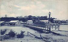 Postcard El Puente de Caimanera Caimanera Bridge Guantanamo Cuba~109478