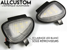 LED LAMP BULBS LIGHT WHITE XENON UNDER MIRRORS FLOOR for VW GOLF 6 08-12 GTI GTD