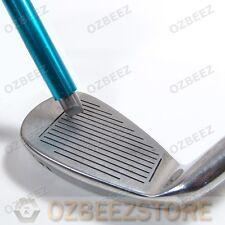 GROOVE Sharpener & Cleaner Wedge & Iron Golf Club Regrooving Tool