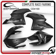 Carbonin Carena Completa Pista carbonio per Ducati 1199 Panigale 2012>
