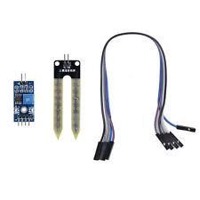 Soil Hygrometer Humidity/Moisture Detection Module+Testing Sensor Arduino M1-01