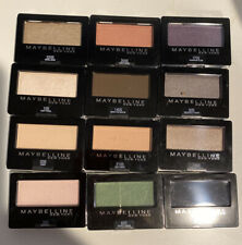 Maybelline ExpertWear Mono Eyeshadow Singles Choose Shade Free Shipping