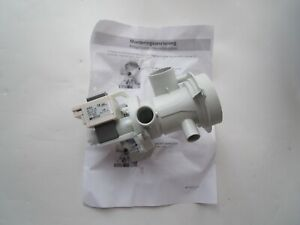 ASKO WASHER DRAIN PUMP 441828/8801264 NEW OLD STOCK