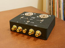 Moving Coil Phono Step Up Transformer box for Altec/Peerless 4722 or 4665 Mcsut