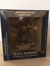 WarHammer 40k Space Marine BROTHER HERVICTUS NIB 0677/5000