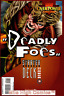 MARVEL OVERPOWER GAME GUIDE: DEADLY FOES #1 Very Fine Comics Book