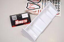 85871W Alettone HIMOTO 1/8 Bianco/TAIL WING HIMOTO 1/8 WHITE