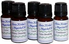 DRAGONS BLOOD Hand Blended MAGICKAL OIL Protection Love Luck Money Power