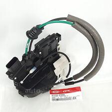 813102P000 Front Left LH Door Lock Actuator For KIA SORENTO 2011-2014