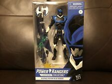 Power Rangers Lightning Collection Power Rangers In Space Psycho Blue IN HAND